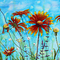 Happy Blanket by Patricia Pasbrig