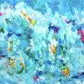 Happy Blue Sky by Elisaveta Sivas