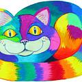 Happy Cat by Nick Gustafson