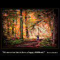Happy Childhood by Rick Mosher