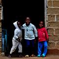 Happy Children by Rofur Tchifu Mbunkur