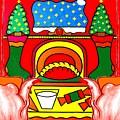 Happy Christmas 17 by Patrick J Murphy