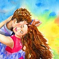 Happy Dance by Laura Rispoli