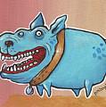 Happy Dawg by Tim Boyd