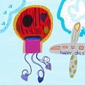 Happy Days by Suzi Gould