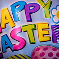 Happy Easter by Sherman Perry