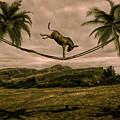 Happy Feeling by Barroa Artworks