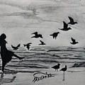 Happy Feet by Shriyansh Dwivedi