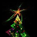 Happy Fractal Holidays by David Lane