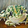 Happy Frog by Ekaterina Mortensen