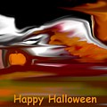 Happy Halloween by David Lane