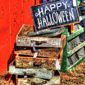 Happy Halloween by J Laughlin