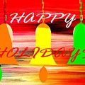 Happy Holidays 11 by Patrick J Murphy