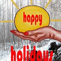 Happy Holidays 26 by Patrick J Murphy