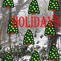 Happy Holidays 29 by Patrick J Murphy