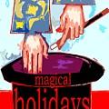 Happy Holidays 41 by Patrick J Murphy