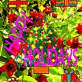 Happy Holidays 9 by Patrick J Murphy