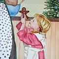 Happy Holidays by Linda Corbet