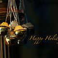 Happy Holidays by Yvonne Wright