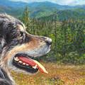Happy In Oregon by Donna  Hillman Walsh