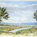 Happy Land by Arie Van der Wijst