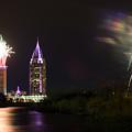 Happy New Year Alabama by Brad Boland