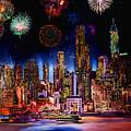 Happy New Year by Andrzej Szczerski
