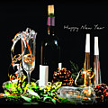 Happy New Year by Diana Angstadt