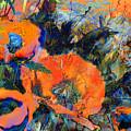 Happy Poppies by Anne Weirich