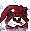 Happy Snowmen by MaryLee Parker