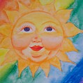 Happy Sun by Jennifer Hernandez