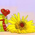 Happy Valentine's Day by Teresa Zieba
