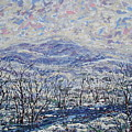 Happy Winter. by Leonard Holland