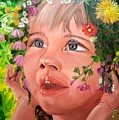 Happynes by Valentyna Pylypenko