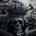 Hapsburg Tombs Vienna Austria by Thomas Marchessault