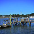 Harbor At Mcclellanville, Sc by Skip Willits