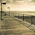 Harbor Beach Michigan Boardwalk by LeeAnn McLaneGoetz McLaneGoetzStudioLLCcom
