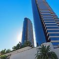 Harbor Club Towers by Robert VanDerWal