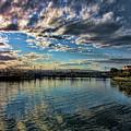Harbor Delight by Douglas Barnard