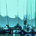 Harbor Impression by Michael Arend