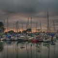 Harbor Light by Bill Roberts