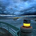Harbor Light by Phil Koch