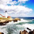 Harbor Lighthouse by Scott Kemper