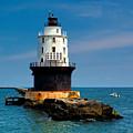 Harbor Of Refuge Delaware by Nick Zelinsky
