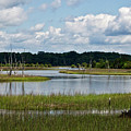 Harbor River by Patrick Moore