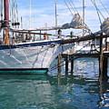 Harbor Scene Key West by William Gardner
