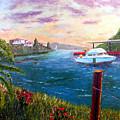 Harbor by Stan Hamilton