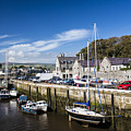 Harbour At Port Erin by Sheila Smart Fine Art Photography