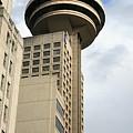 Harbour Centre Vancouver by Chris Dutton