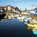 Harbour Side  by Keith Thain
